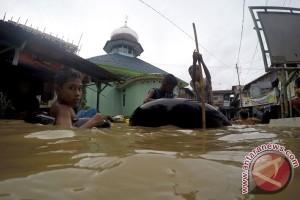 4.076 rumah di Sumut terendam banjir