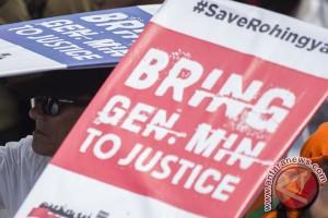 Ungkapan peserta Aksi Bela Rohingnya