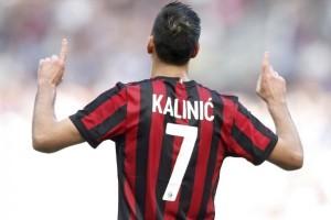 AC Milan tekuk Udinese 2-1, Kalinic dua gol