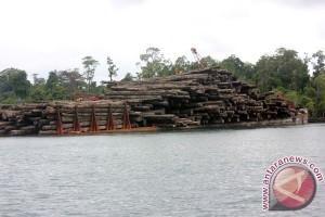 Produksi Kayu Bulat Papua Barat