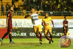 PSM Makassar taklukkan Sriwijaya FC 4-3