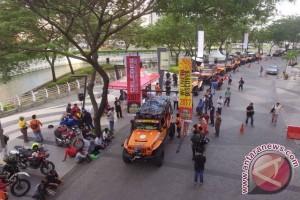 Panitia pastikan kendaraan IOX siap jelajahi Sulawesi