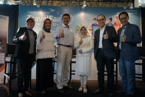 Ini program diskon di Garuda Indonesia Travel Fair