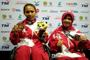 ASEAN Para Games - Angkat berat lampaui perkiraan, dua emas hari pertama