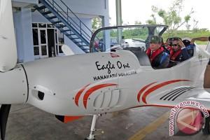 Pesawat Pribadi Gubernur Aceh