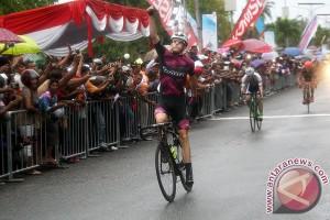 Marcus Culey juarai Tour De Molvccas 2017