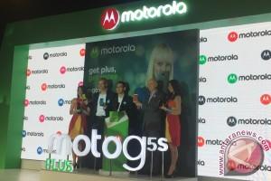 Motorola hadirkan ponsel kamera ganda Rp2 juta-an