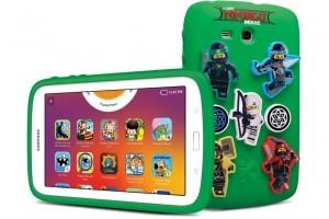 Samsung buat tablet untuk anak edisi film Lego Ninjago