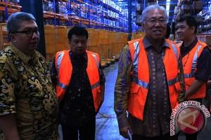 Mendag Kunjungi Pusat Logistik Ritel Lippo Group