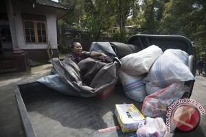 BNPB: pengungsi Gunung Agung kembali ke rumah