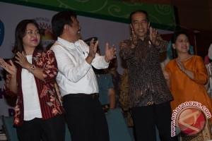 Jokowi tutup Pelatihan Akbar Guru PAUD se-DKI
