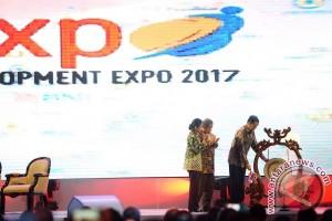 Presiden buka IBDExpo 2017 bahas perkembangan digital