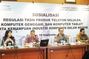 Indonesia ditargetkan jadi basis produksi industri alat telekomunikasi