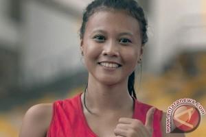 Emas Lari 100 Meter Putri
