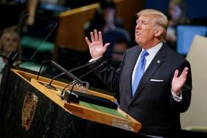 Trump incar sanksi untuk perusahaan yang berbisnis dengan Korut