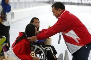 ASEAN Para Games - Indonesia di jalur tepat menuju juara umum