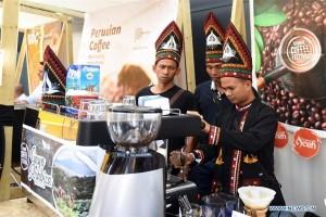 150 barista kedai kopi di Bekasi berkompetisi di Festival Kopi Internasional SMB