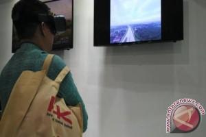 Lebih dekat dengan masyarakat, Hutama Karya hadirkan teknologi virtual reality IBDExpo 2017