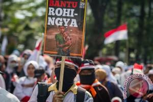 Aksi Solidaritas Untuk Rohingya