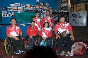 Boling Mixed Team Para Games IX