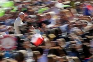 Paus Fransiskus tak beri kesempatan kedua bagi pastor paedofil