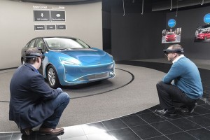 Ford perluas penggunaan HoloLens kembangkan mobil masa depan