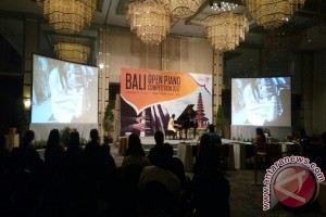 Bali piano competition attracts foreign pianists