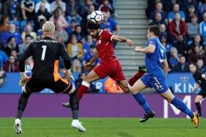 Liverpool balas dendam tundukkan Leicester 3-2