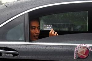Presiden Jokowi lanjutkan kunjungan kerja ke Bali