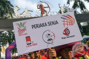 Karnaval HUT Gelora Bung Karno