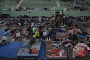 Gubernur Bali: cadangan beras pengungsi aman