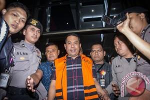 Wali Kota Cilegon Ditahan KPK