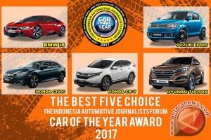 Lima finalis mobil terbaik 2017 pilihan Forwot