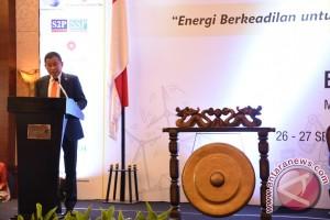 Menteri ESDM: Penggunaan EBT untuk energi berkeadilan