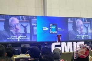 Stephen Hawking bahas AI di Tangerang