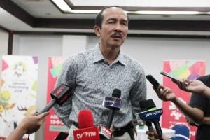 Indonesia siarkan langsung 57 acara Asian Games 2018
