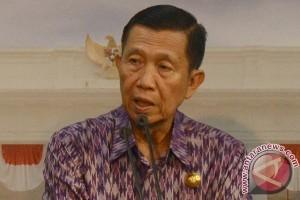 Gubernur Bali harapkan status Gunung Agung diturunkan