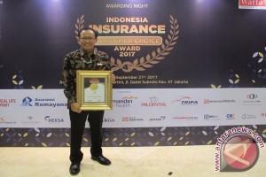 BUMN reasuransi kembali dinobatkan sebagai perusahaan reasuransi terbaik di Indonesia