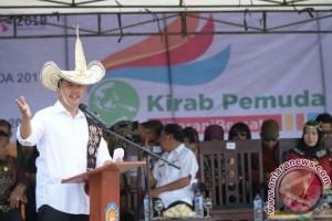 Menpora gelorakan semangat kebangsaan di Pulau Rote