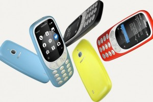 HMD umumkan Nokia 3310 3G