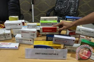 BBPOM temukan 173 item obat tanpa izin