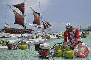 Konversi BBM-BBG tekan biaya operasional nelayan