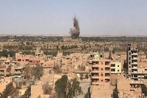 ISIS putus jalan utama di Deir al-Zor dan Palmyra