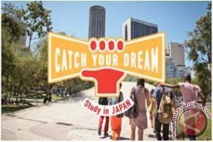 """Karena populer, akan ditayangkan lagi tahun ini! WAKUWAKU JAPAN: """"Catch Your Dream-Study in Japan"""""""