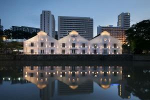 The Warehouse Hotel;  keramahtamahan, sejarah & konservasi