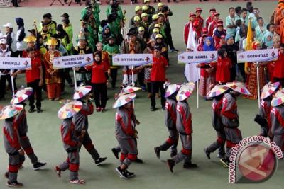 DKI Jakarta juara umum Pomnas 2017
