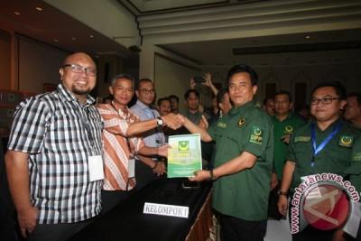 Partai Bulan Bintang Daftar Ke KPU