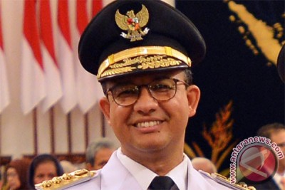 Police still examining reports on Governor Anies Baswedan`s speech