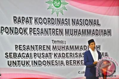 Presiden Hadiri Rakornas Pesantren Muhammadiyah