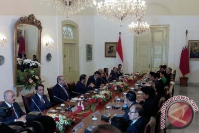 Indonesia-Qatar bahas peningkatan kerja sama ekonomi
